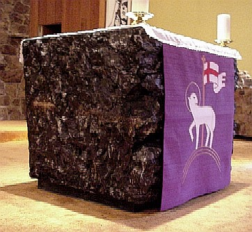 's Catholic Church  Altar of Coal.JPG